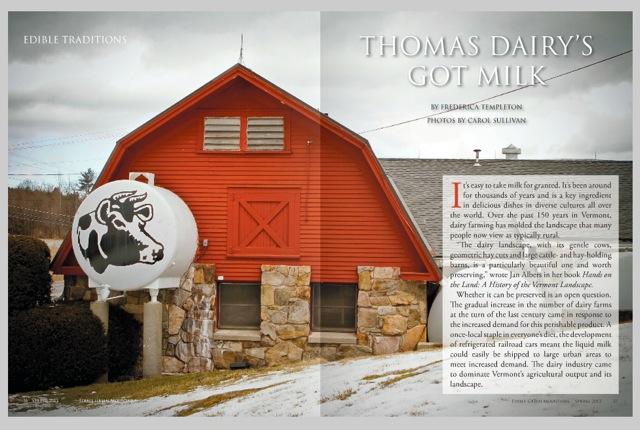 Thomas Dairy barn